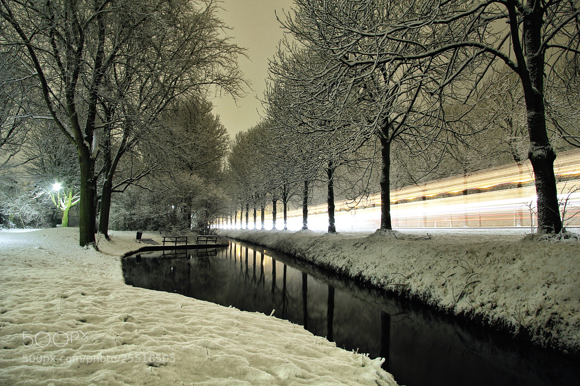 Photograph Winter in the netherlands by Joost Lagerweij on 500px