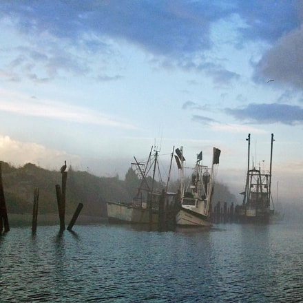Shrimp Boats In The, Samsung Galaxy S