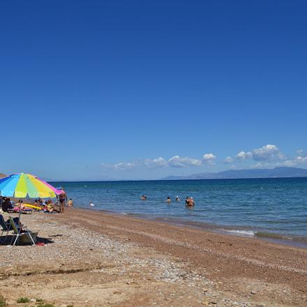 Παραλία στη δυτική Αχαΐα, Nikon D3200, AF-S DX Nikkor 18-55mm f/3.5-5.6G VR II