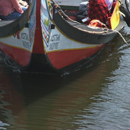 Traditional Boats, Fujifilm FinePix S5500