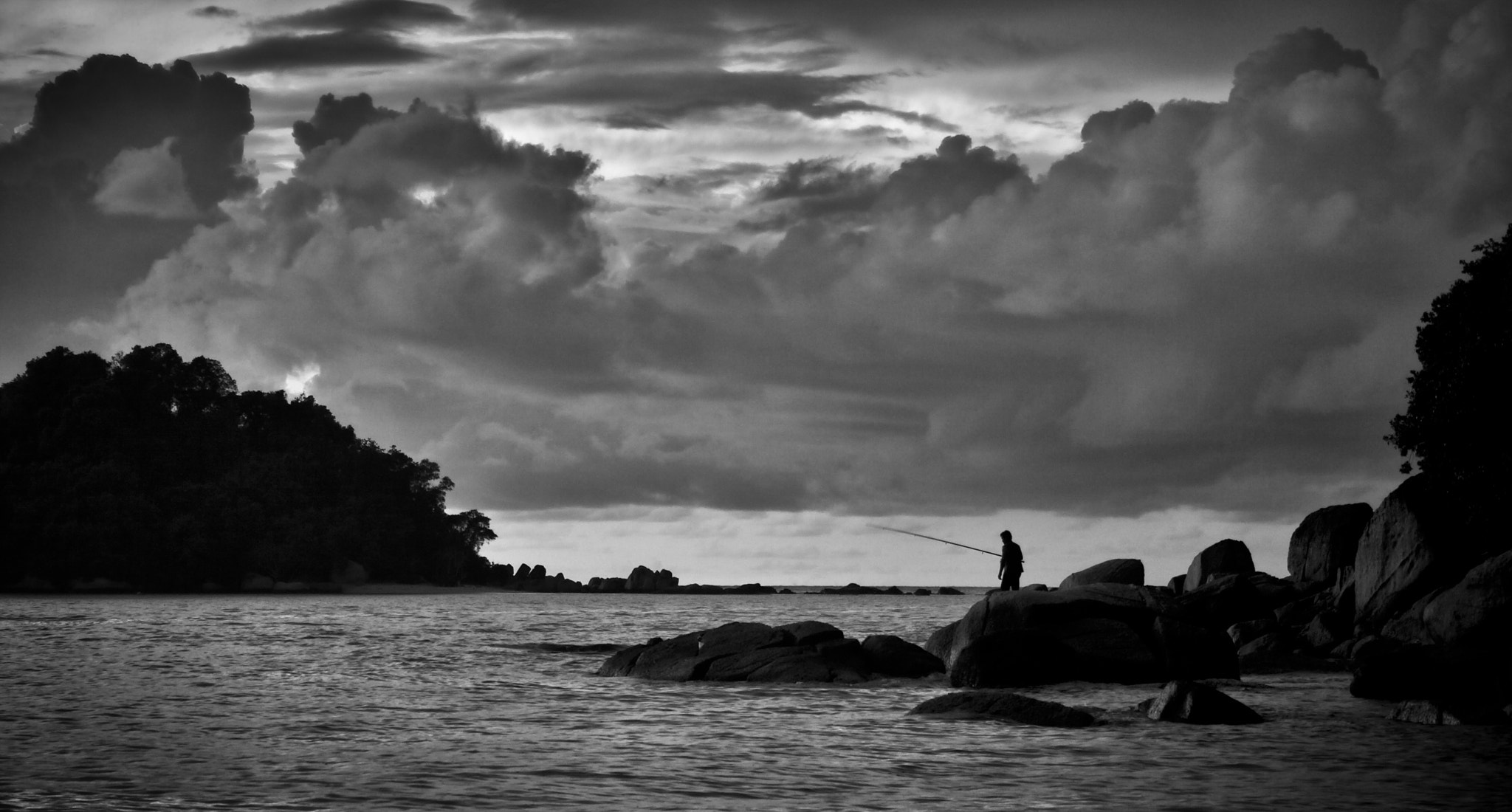 Photograph the fisherman by Ahmed Saad on 500px