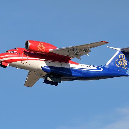 Antonov An74-200, Nikon D200, Sigma APO 100-300mm F4 EX IF HSM