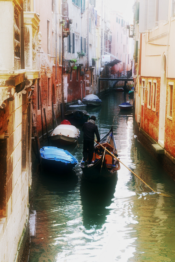 Photograph going my canal by macaron* macaron* on 500px