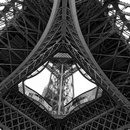 eiffel tower, Canon EOS 70D, Canon EF-S 18-135mm f/3.5-5.6 IS STM