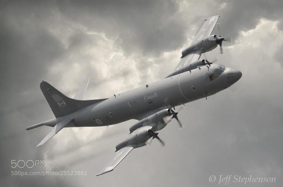 Photograph Lockheed CP-140 Aurora  by Jeff Stephenson on 500px