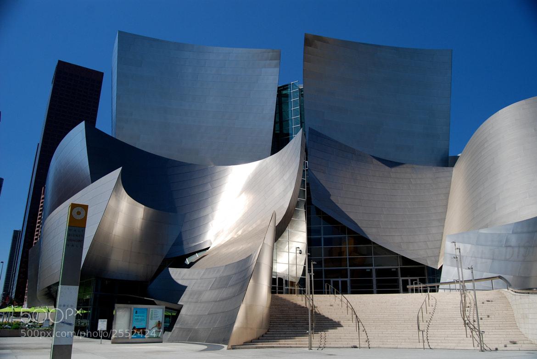 Photograph Walt Disney Concert Hall by Manuel Dangond on 500px