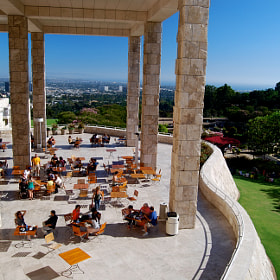 The Getty by Manuel Dangond (mdangond)) on 500px.com