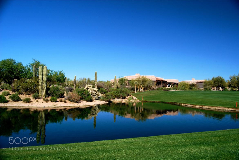 Photograph Desert Home by Manuel Dangond on 500px