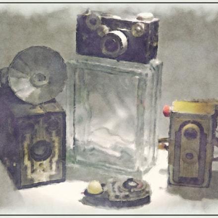 Machines of Shadow Light, Fujifilm FinePix S4250WM
