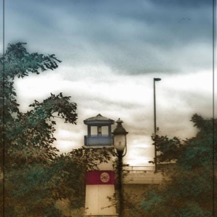 Light House Boom Island, Fujifilm FinePix AX655