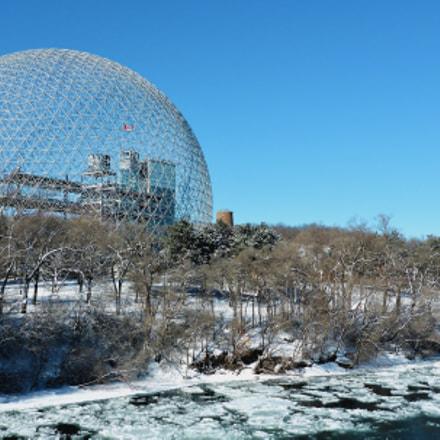 The Biosphere - Montreal, Panasonic DMC-TS5