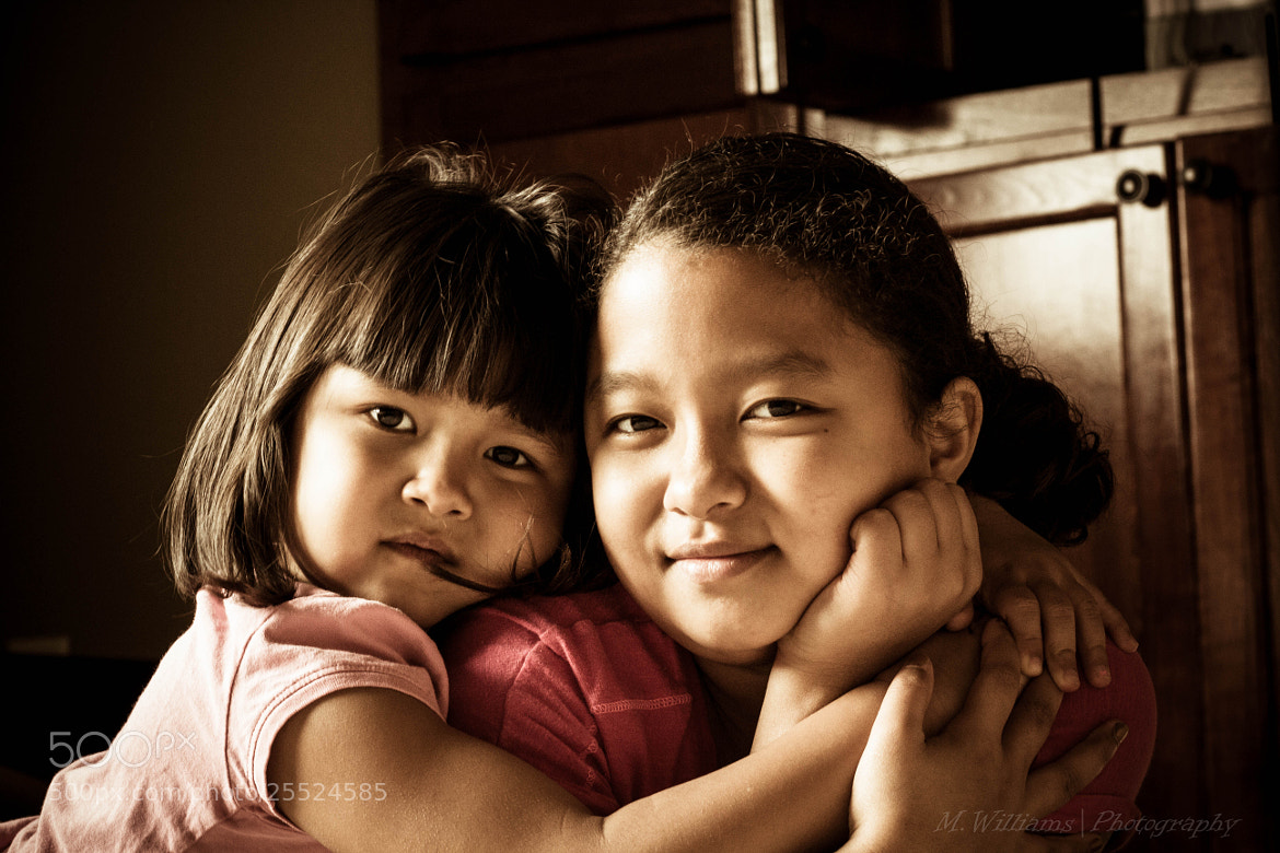 Photograph Sisters by Michael Williams on 500px