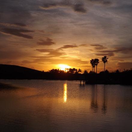 Miami Sunset, Fujifilm FinePix S4400