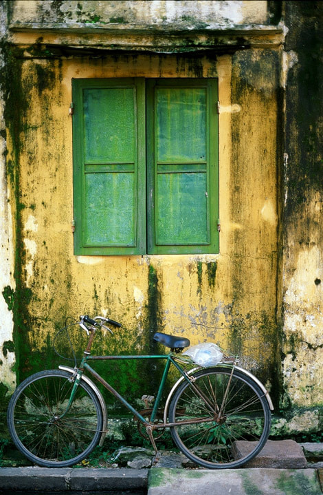 Photograph Bicycle Hoi An by Peter Fisher on 500px