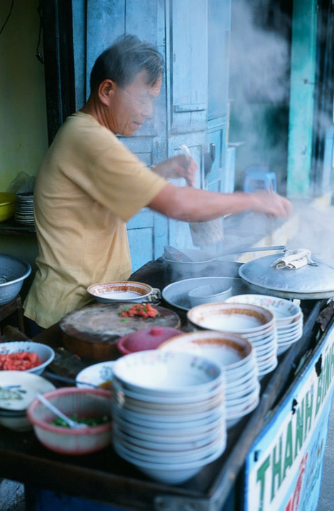 Photograph Lunch Hoi An by Peter Fisher on 500px