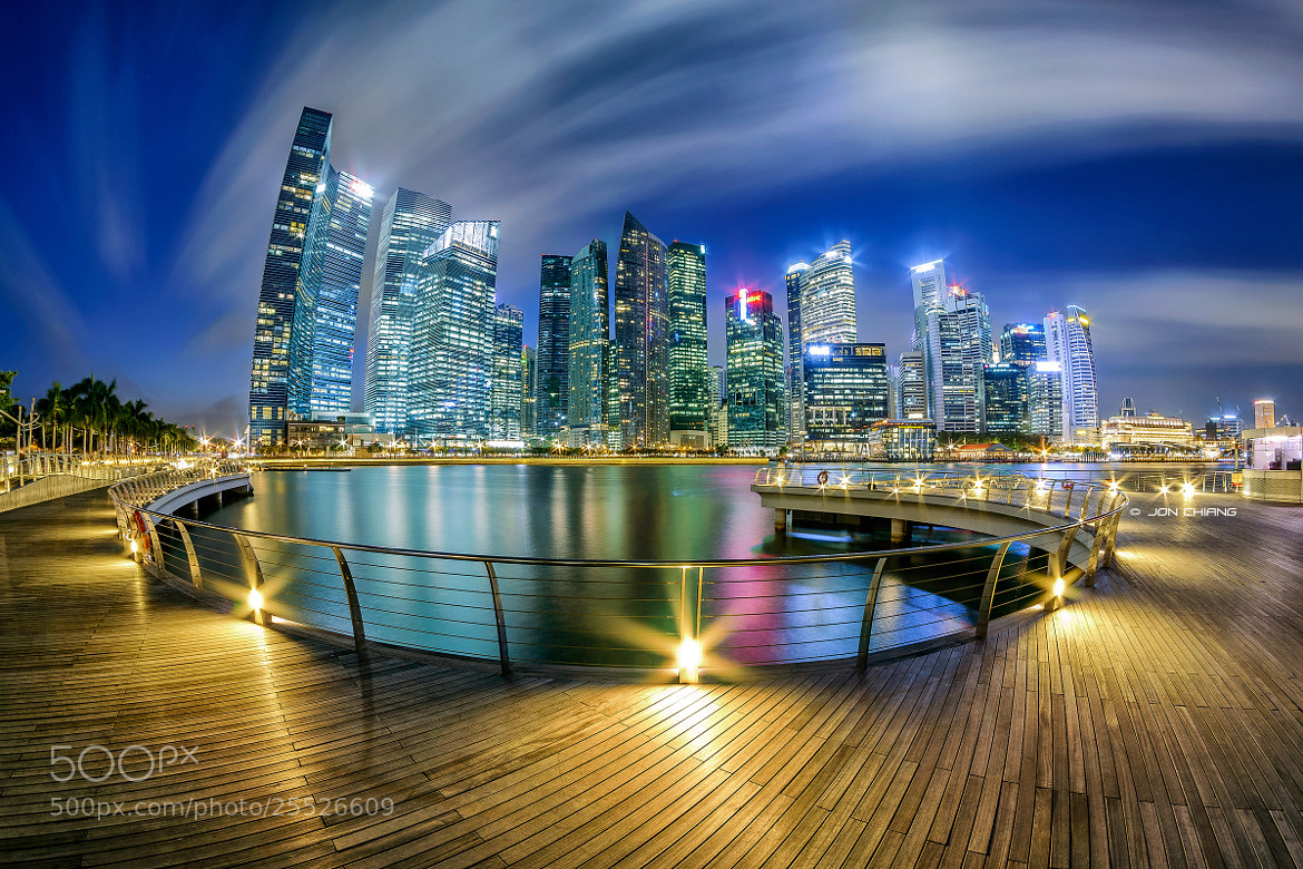 Photograph City by the Bends by Jon Chiang on 500px