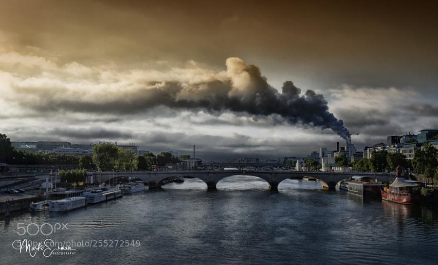 Steam locomotive in Paris?