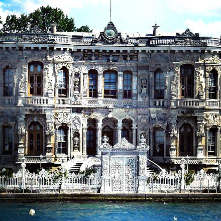 Palacio de Beylerbeyi, Fujifilm FinePix J10