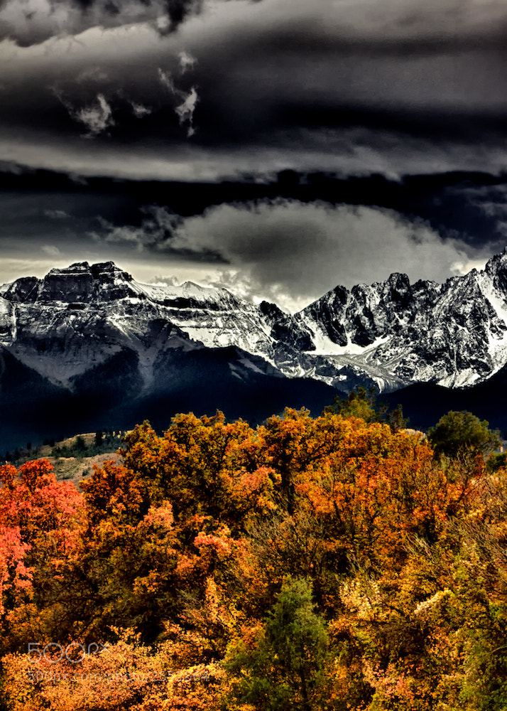 Photograph Autumn and Winter by Jann Art Photography on 500px