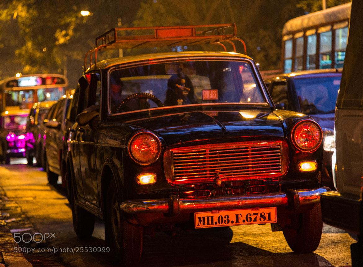 Photograph Mumbai night jam by Luca Febbraio on 500px
