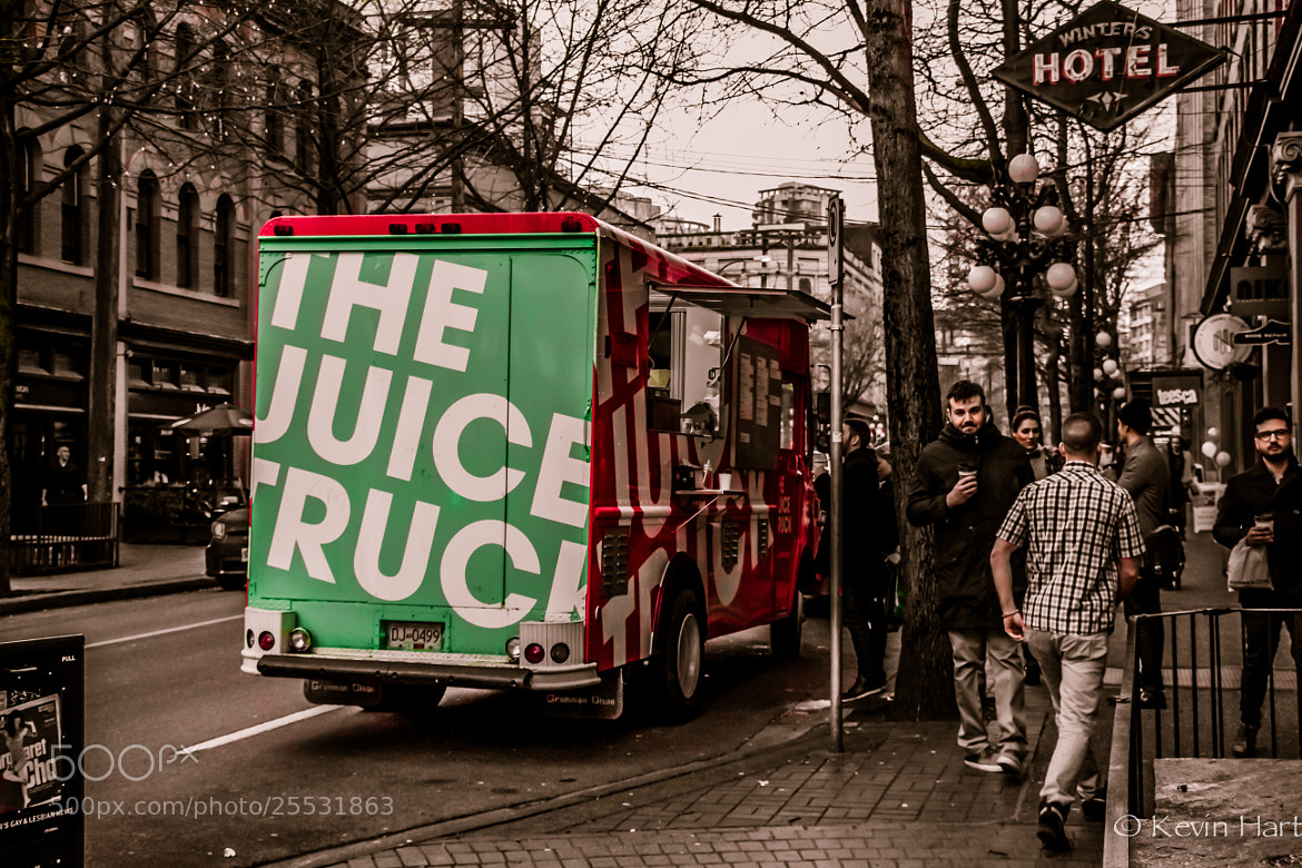 Photograph The Juice Truck by Kevin Hart on 500px