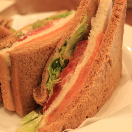 Sandwich, Canon EOS KISS X7, Canon EF-S 24mm f/2.8 STM
