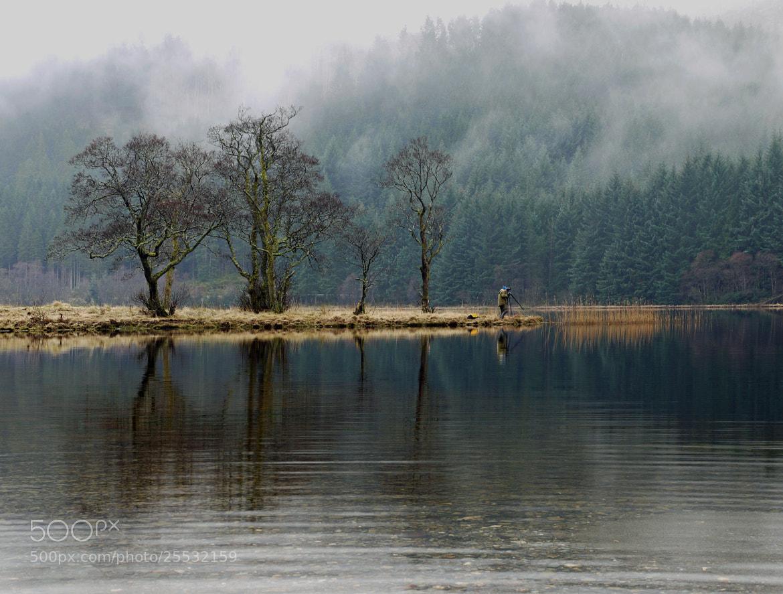Photograph Landscape Photographer by KENNY BARKER on 500px