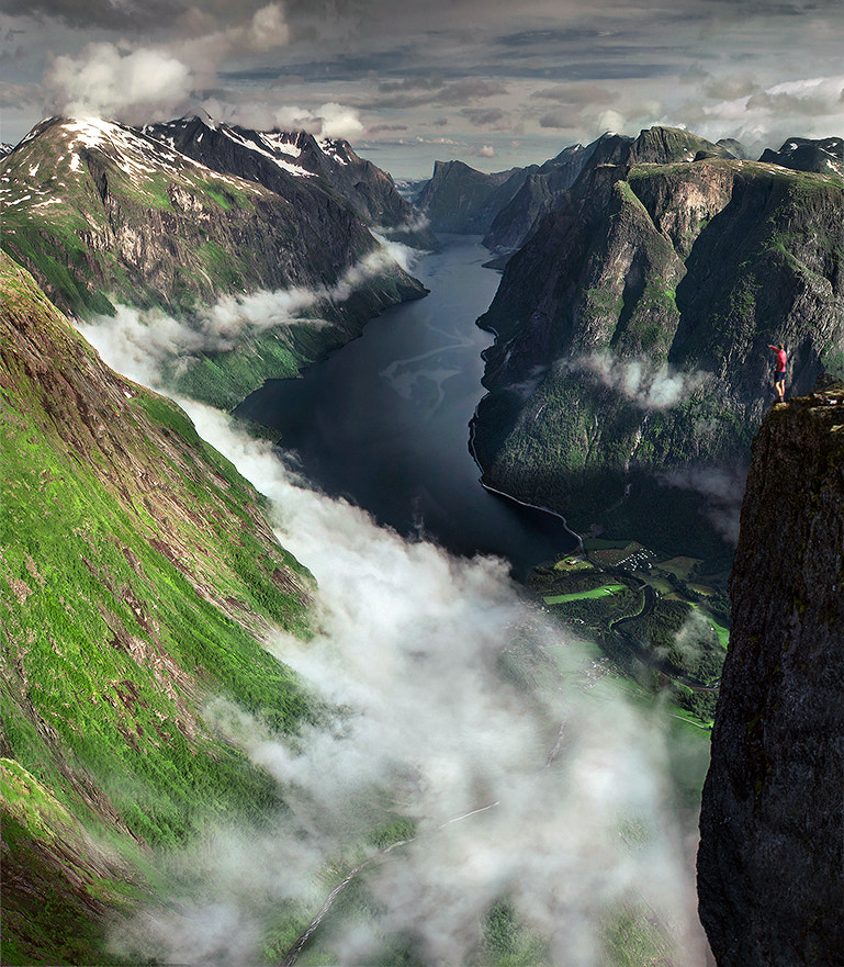 Photograph Clouds Highway by Max Rive on 500px