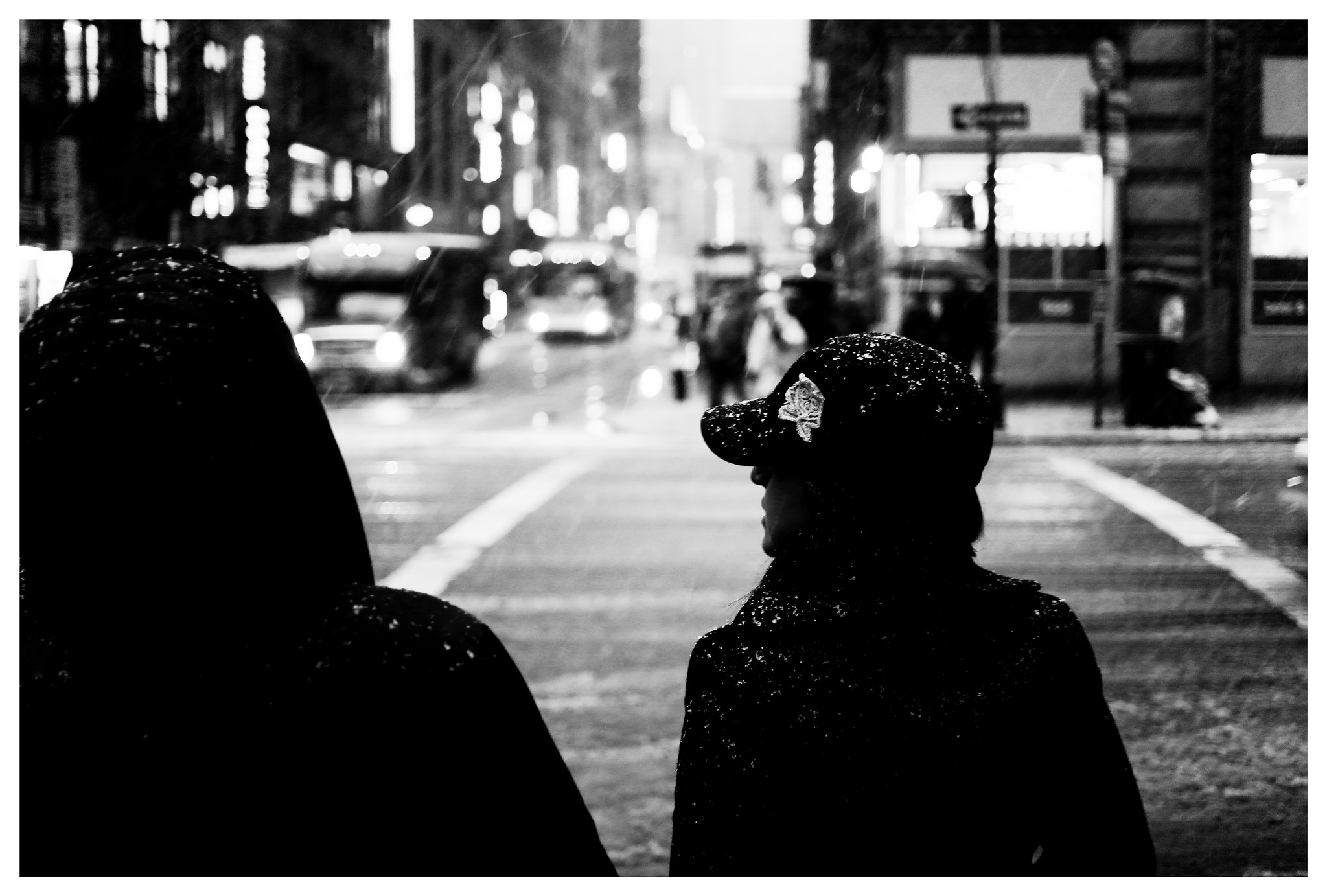 Photograph New York Snow Storm Diary I by Kwanghyun Chi on 500px