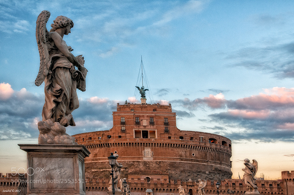 Photograph Castel Sant'Angelo by Sandro L. on 500px