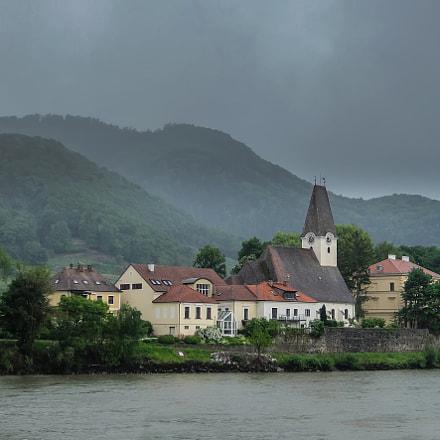 Hofarnsdorf. Wahau valley. Austria., Fujifilm XQ1