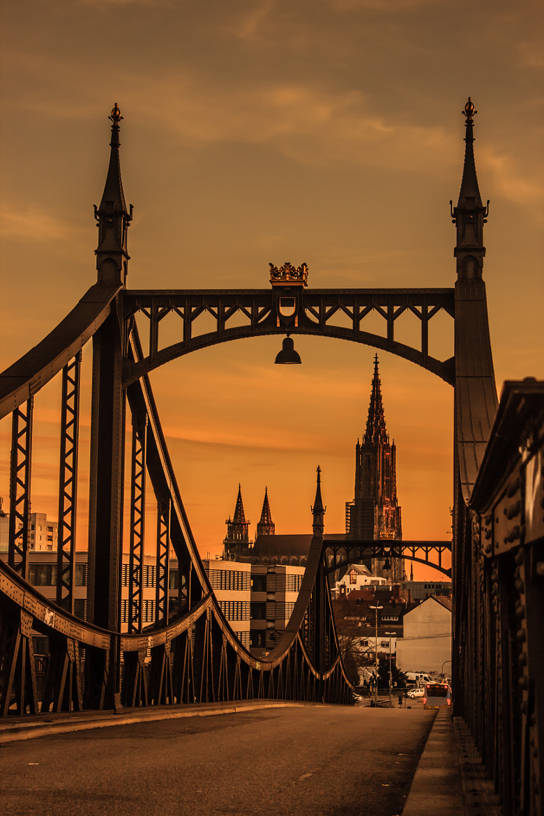 Photograph Through the Bridge by Constantin Fellermann on 500px