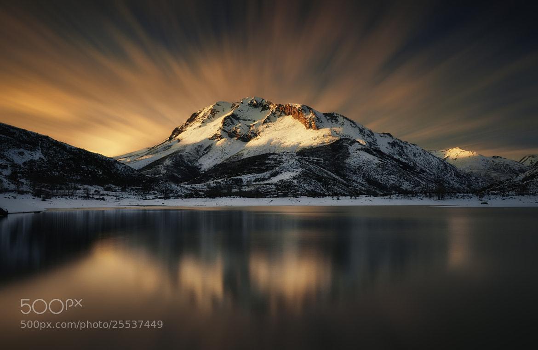 Photograph La montaña mágica by Ruben Fernandez Barragan on 500px