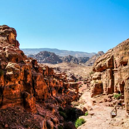 Petra, Nikon E4100