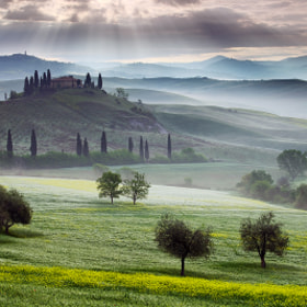 Val d`Orcia by Martin Rak (martas)) on 500px.com