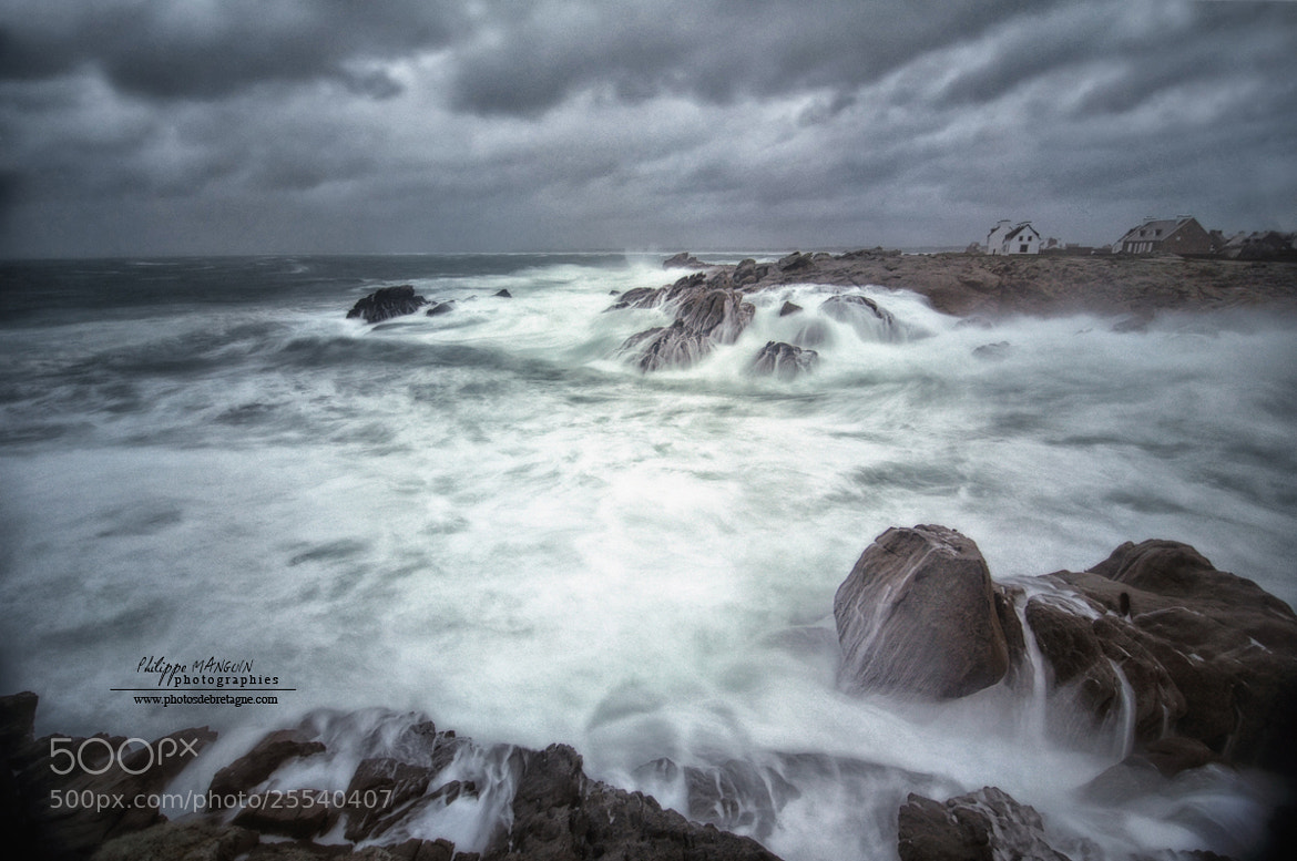 Photograph Ocean fury by Philippe MANGUIN on 500px