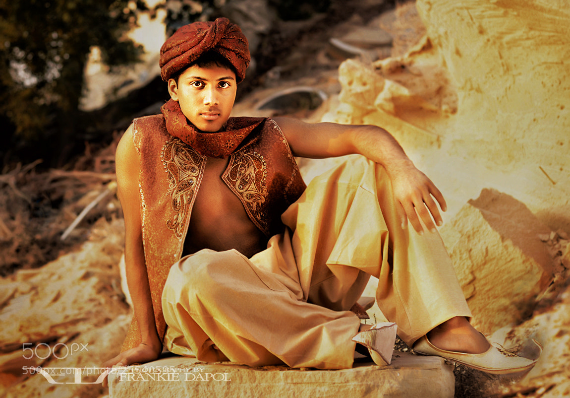 Photograph Prince Ali by Frankie Dapol on 500px