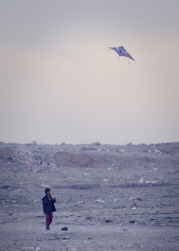 Photograph Boy and Kite by Ehsan  Sadri on 500px