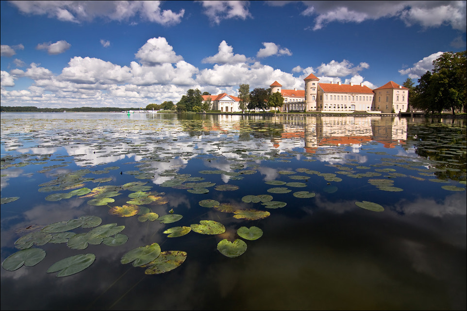 Photograph Rheinsberg castle by Björn Heller on 500px