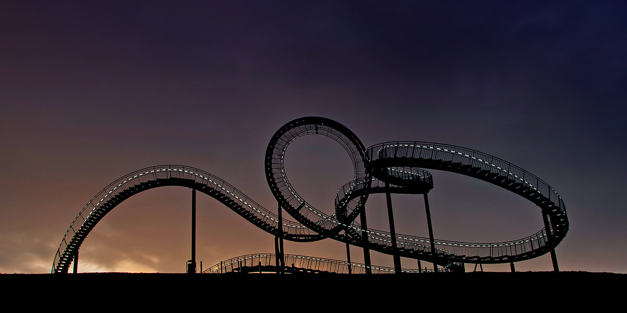 Photograph Tiger and Turtle sunset by Stefan Cruysberghs on 500px