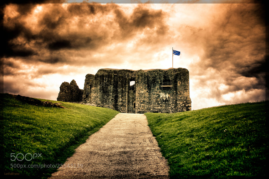 the Royal Dundonald Castle (II)