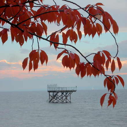 Lake Constance (Bodensee), Sony DSC-W7