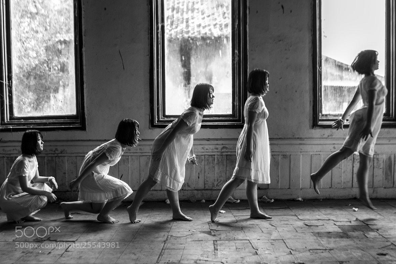 Photograph Human Evolution by Weldy Rhadiska on 500px