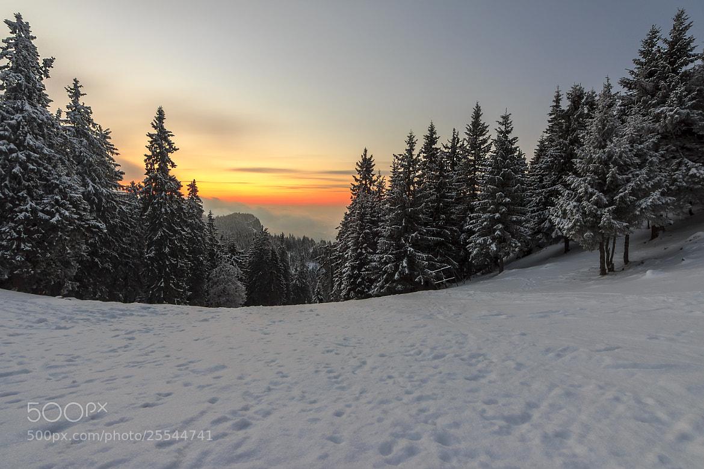 Photograph Mountain landscape by Janos Gaspar on 500px