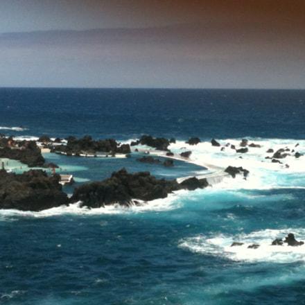 Madeira island, Apple iPhone 3GS