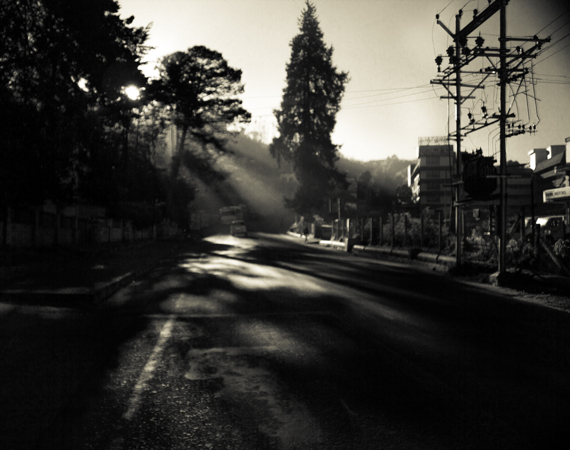 Photograph Lonely Town by Anand SundarRaj on 500px