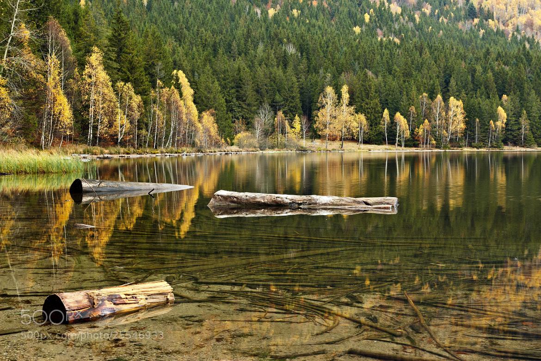 Photograph St Ana Lake by Janos Gaspar on 500px