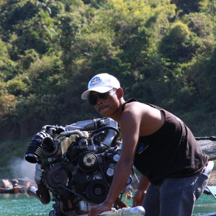 Thailand Khao Sok Nat, Canon EOS KISS X6I, Canon EF-S 15-85mm f/3.5-5.6 IS USM