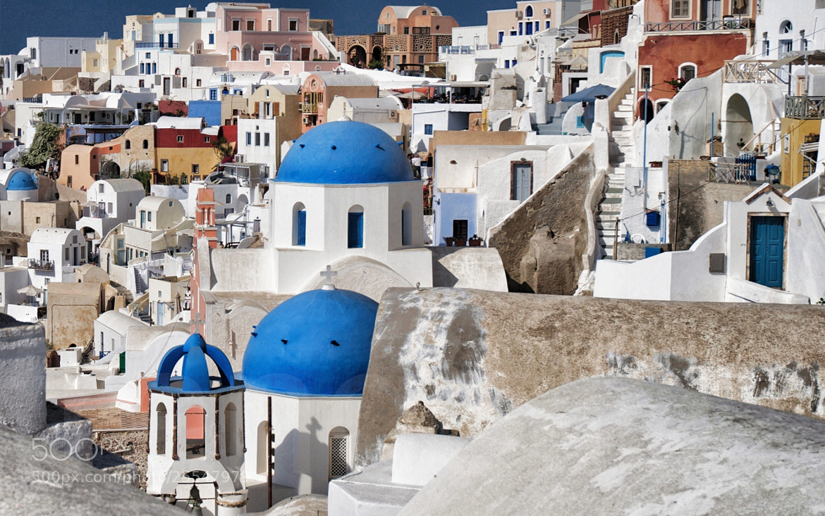 Photograph Oia. by Frangollo  on 500px
