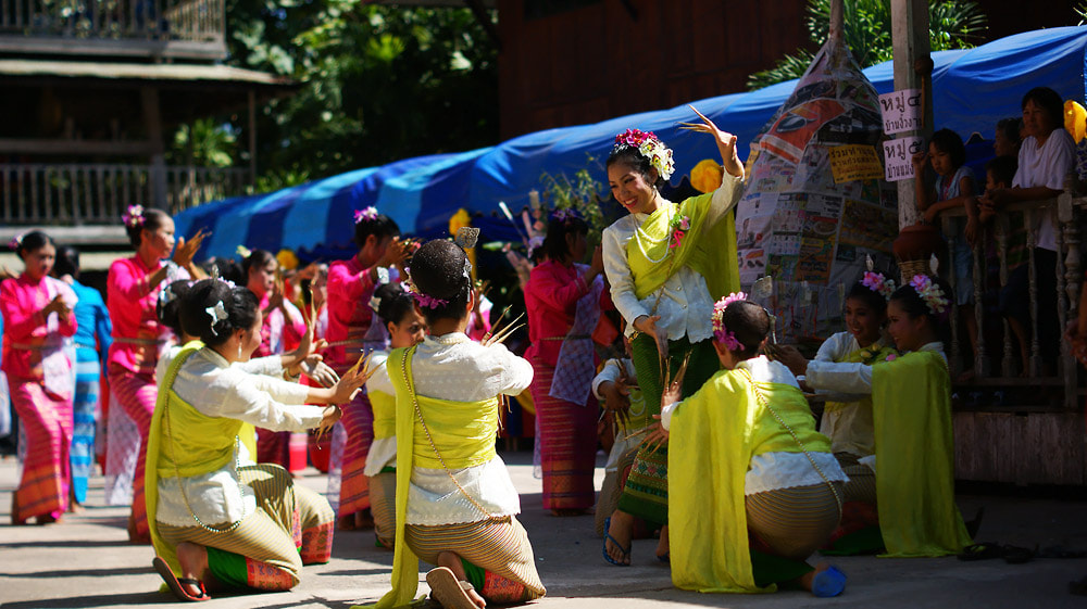 Photograph North thai traditional3 by lionpink on 500px